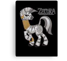 Zecora: Friendship is Magic Canvas Print
