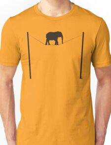 The great elephant act Unisex T-Shirt