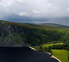 Lake View  by Robert Thornton