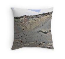Lanzarote - Montana de las Lapas del Cuervo - 2 Throw Pillow
