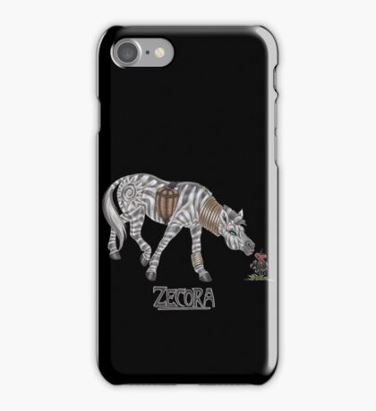 Realistic Zecora iPhone Case/Skin
