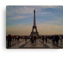 Tourist Attraction Canvas Print