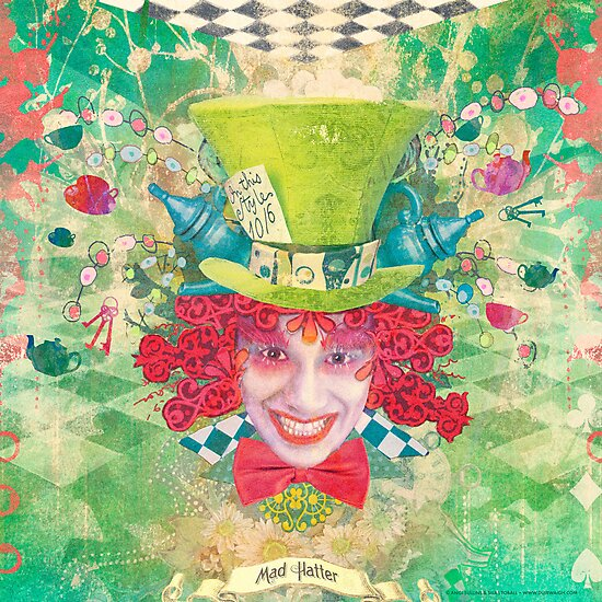 Mad Hatter by AngiandSilas