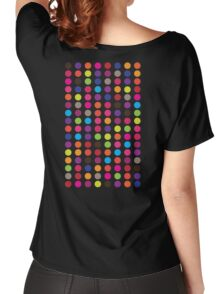 Circles Women's Relaxed Fit T-Shirt
