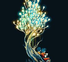 Electricitree by Budi Kwan