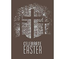 Celebrate Easter Photographic Print