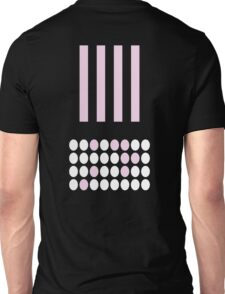 Circles And Lines Unisex T-Shirt