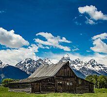 Grand Teton by Matts-K
