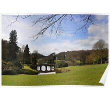 Stourhead Gardens Poster
