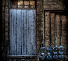 Boarded Up ~ Almost Urban by Jigsawman