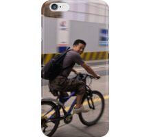 Shanghai Speed - Shanghai, China iPhone Case/Skin