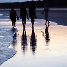 quartet at dusk by gypsysouls