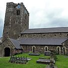 St Mary's Church, Conwy by CreativeEm