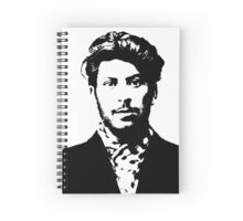 Young Stalin Spiral Notebook