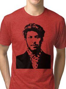 Young Stalin Tri-blend T-Shirt