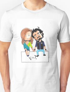 Venus and Tig (color) T-Shirt