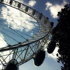 London Eye by michaelajf