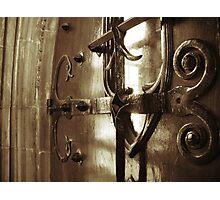 Gothic Security Photographic Print