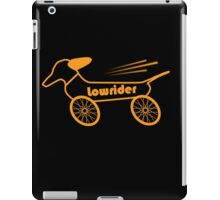 Lowrider iPad Case/Skin