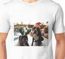 Merry Christmas!  -Boxer Dogs Series- Unisex T-Shirt