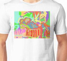 LCD landscape Unisex T-Shirt