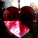 Glass Heart In the Rain by blueclover