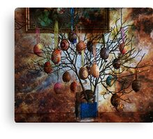 SPRING TREE BLESSINGS Canvas Print