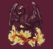 phoenix abstract by sunkmanitutanka