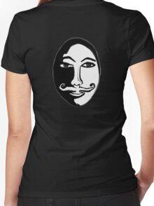 Hercules Poirot Women's Fitted V-Neck T-Shirt