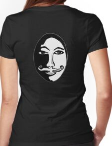 Hercules Poirot Womens Fitted T-Shirt