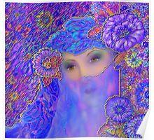 'ALHAMBRA' A Moorish Fantasy Poster