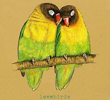 Lovebirds by Revelle Taillon