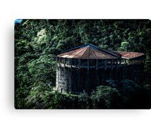 Building at Iguazu Canvas Print