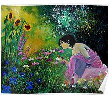eglantine in the garden 56 Poster