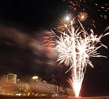 New Years Eve at Surfers Paradise by da-phil