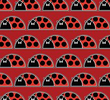 Lots Of Ladybugs by Louise Parton