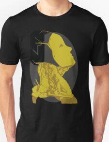 yellow-oculus Unisex T-Shirt