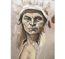 Proud Chief  Photographic Print