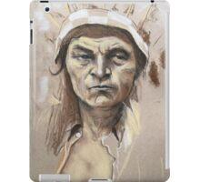 Proud Chief  iPad Case/Skin