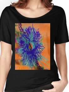 Flower of Wire Women's Relaxed Fit T-Shirt