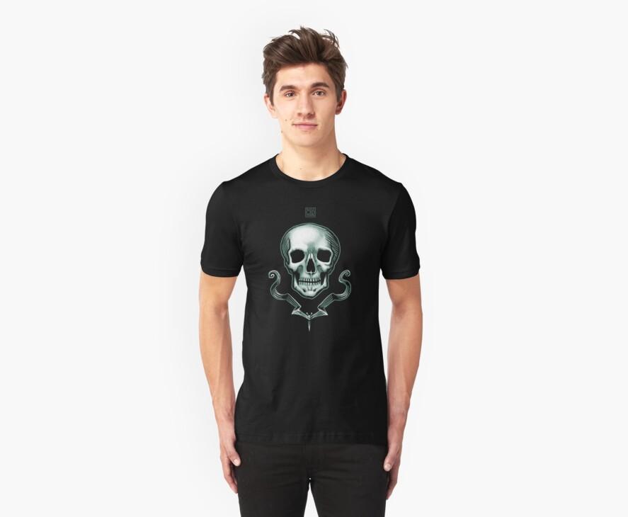 Death Skull  by Rustyoldtown