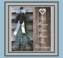 All Hearts Come Home for Christmas Kids Clothes