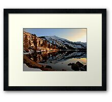 Sunshine Superman.. Framed Print