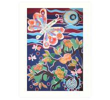 inner spring Art Print
