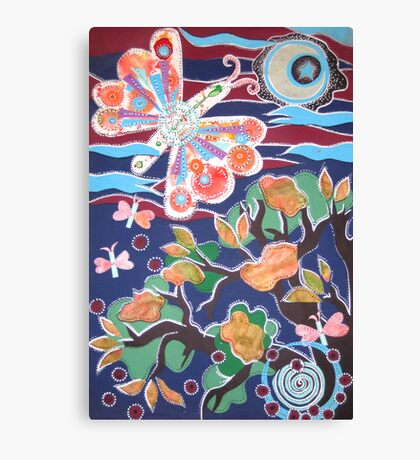 inner spring Canvas Print