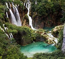 Plitvice Lakes by Samantha Bloomfield