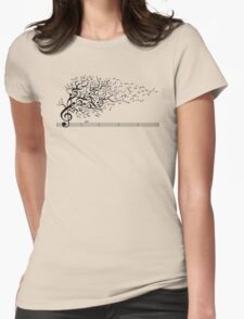 The Sound of Nature Womens T-Shirt