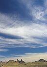 Desert Sky by Tamas Bakos