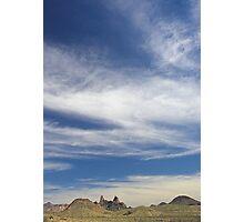 Desert Sky Photographic Print