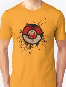 Pokeball-Splash! T-Shirt